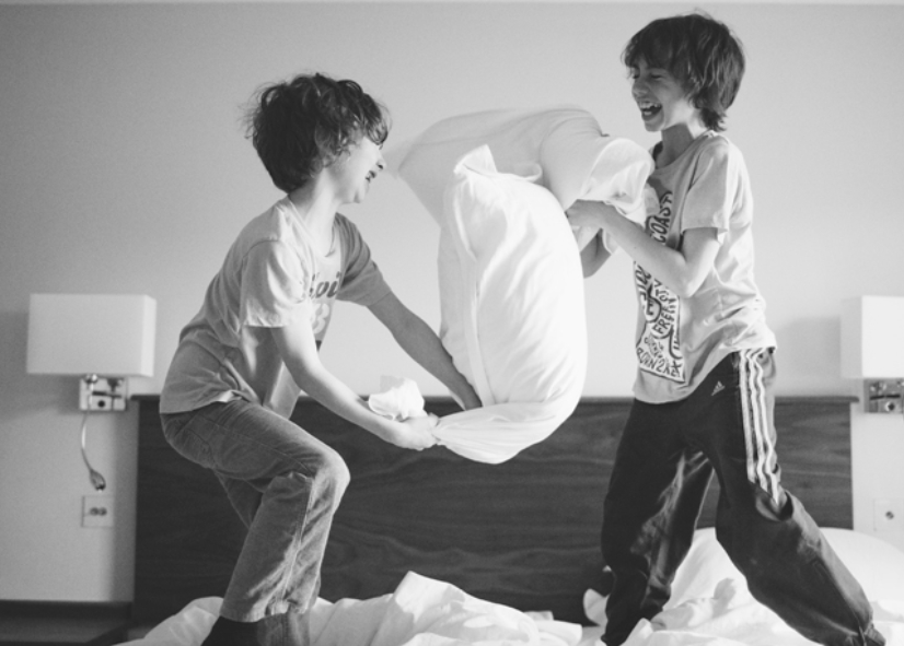 Pillow Fighting Throughout History
