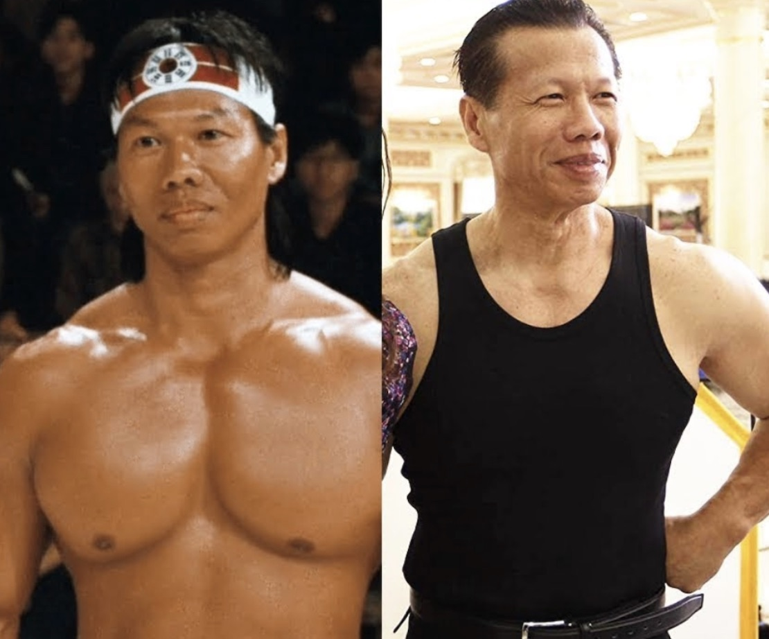 BOLO YEUNG 72 YEARS OLD