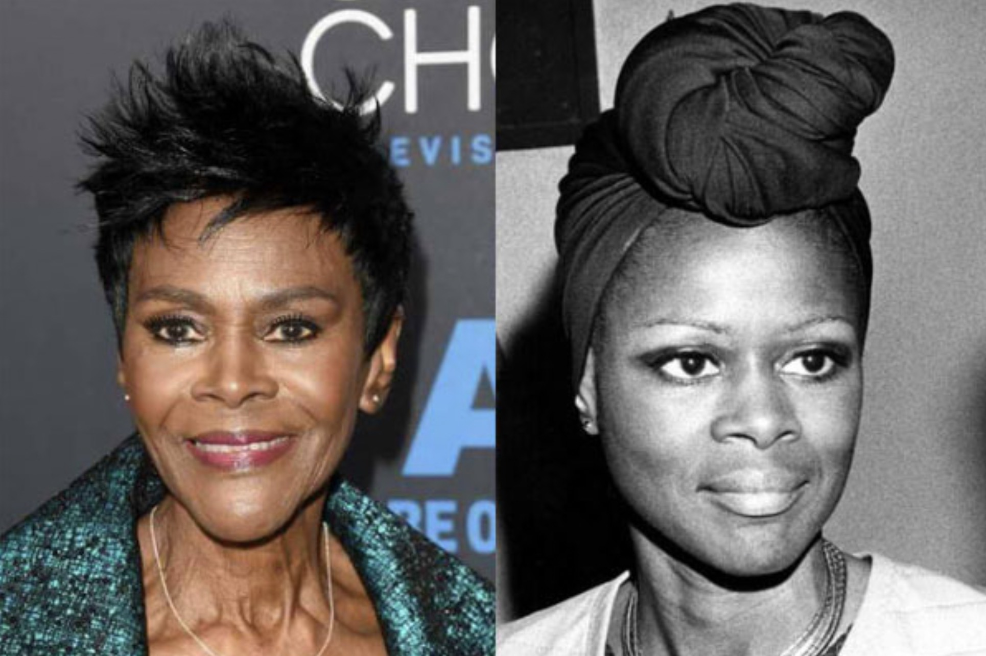 CICELY TYSON 93 YEARS OLD