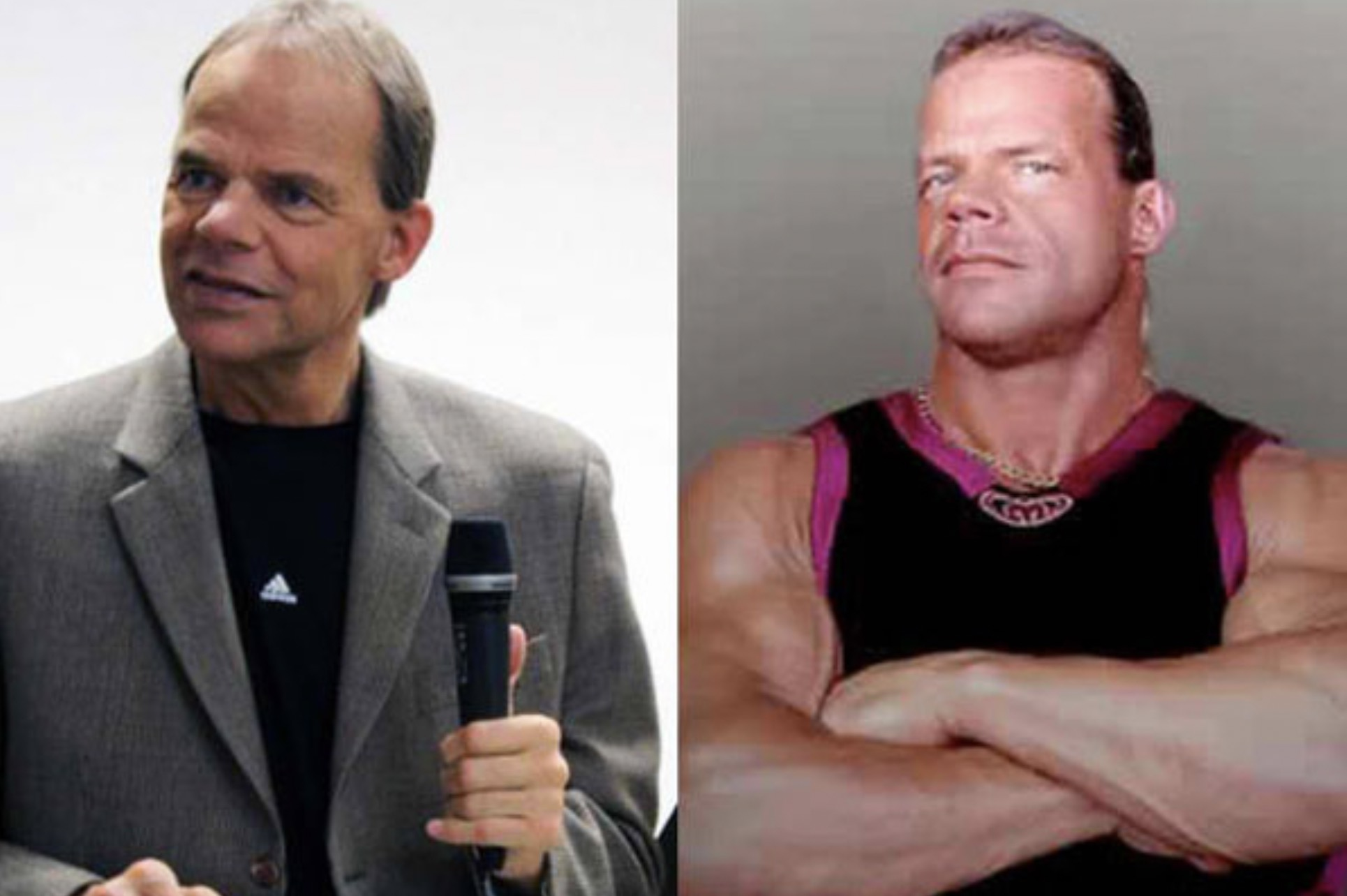 LEX LUGER 60 YEARS OLD