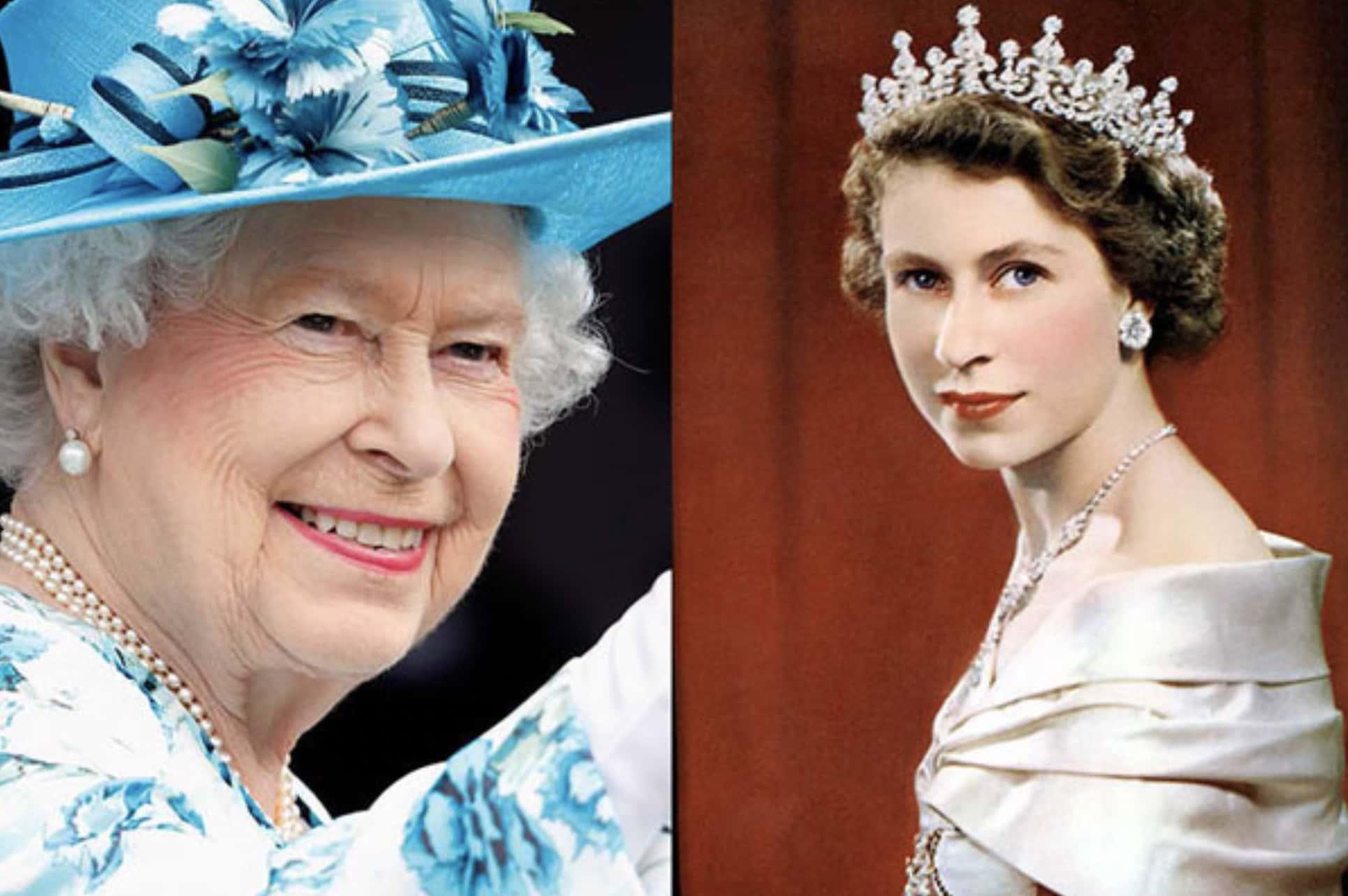 QUEEN ELIZABETH II 91 YEARS OLD