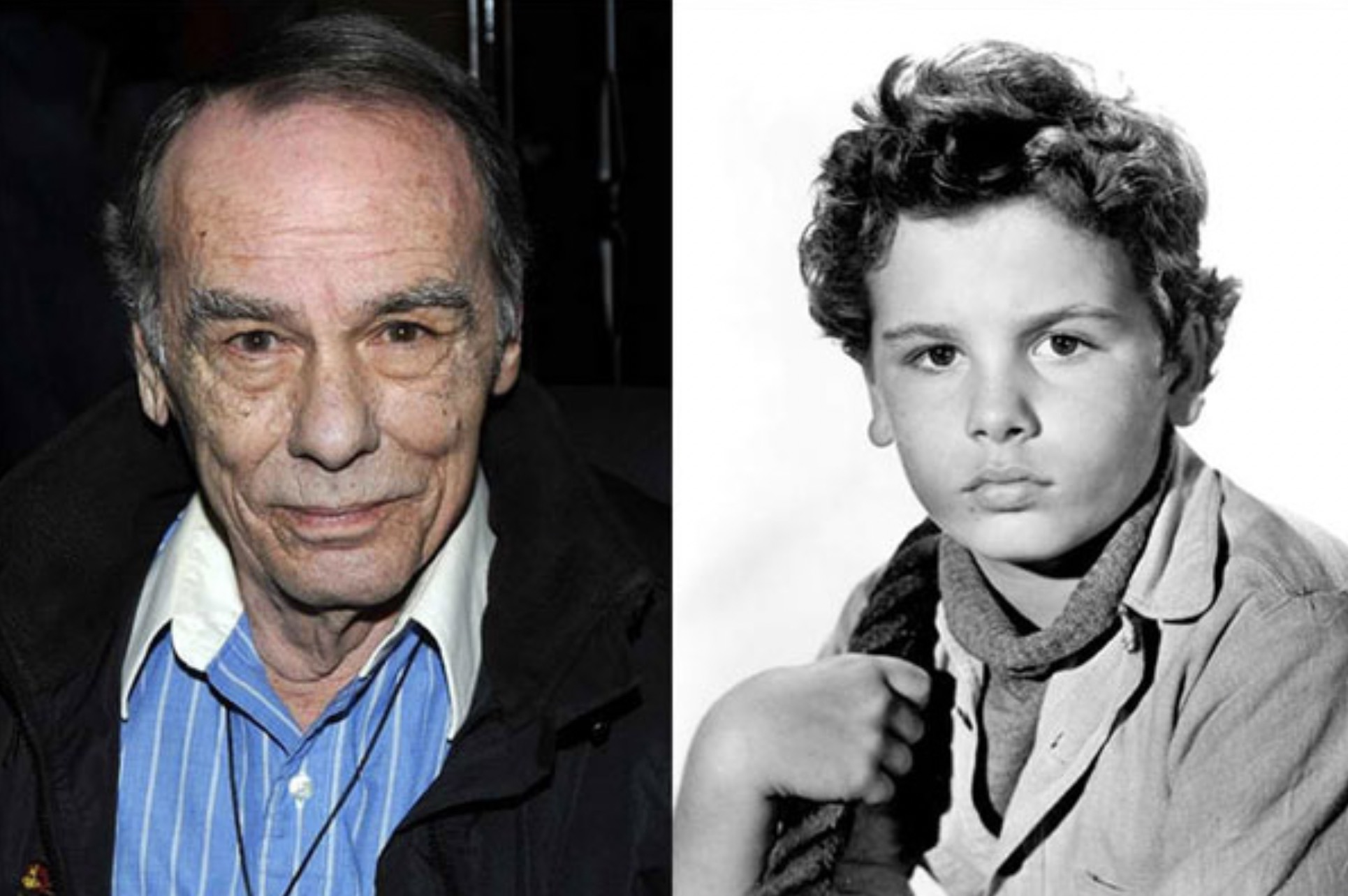 DEAN STOCKWELL 82 YEARS OLD