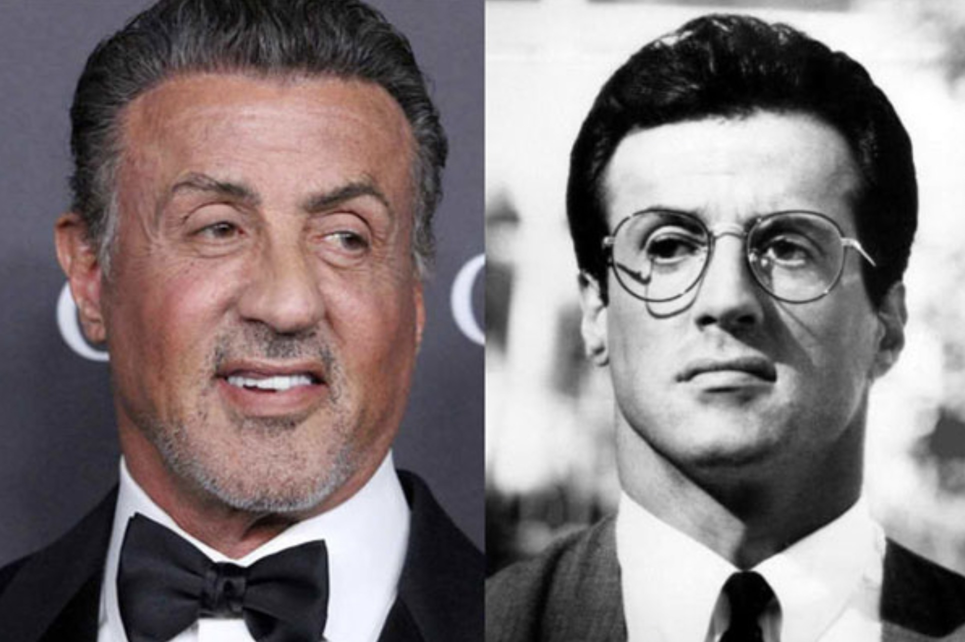 SYLVESTER STALLONE 72 YEARS OLD
