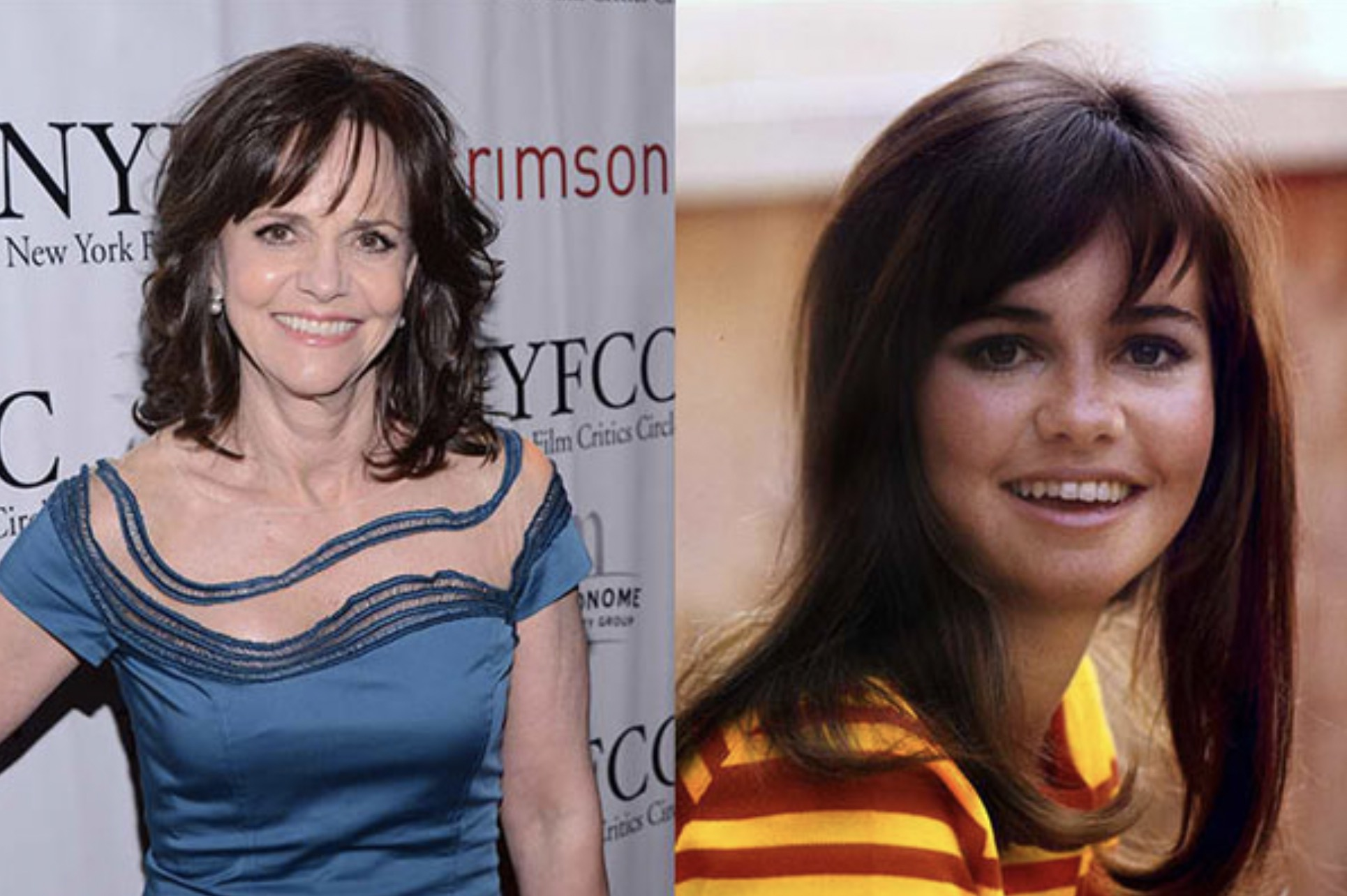 SALLY FIELD 71 YEARS OLD