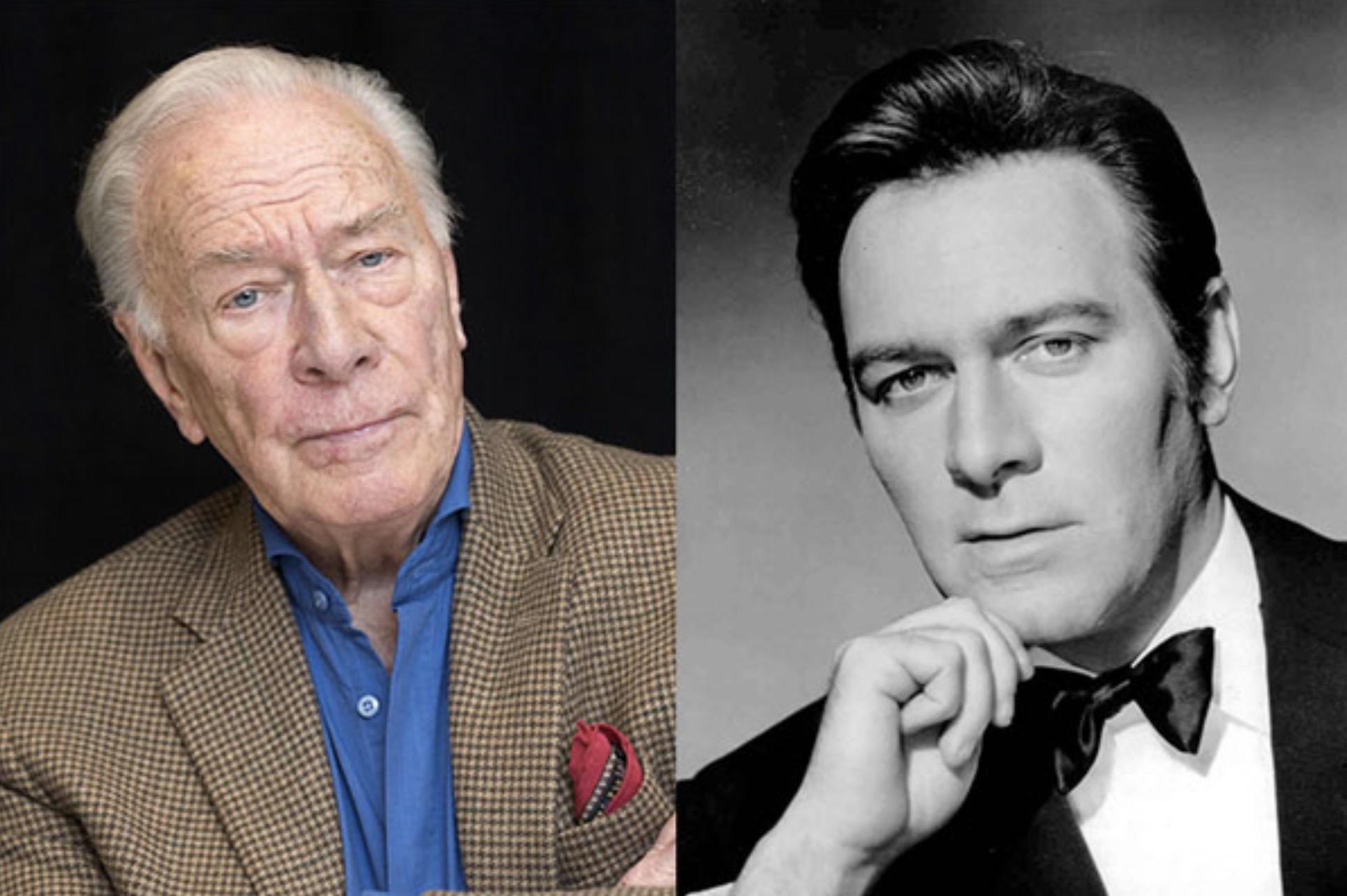 CHRISTOPHER PLUMMER 88 YEARS OLD