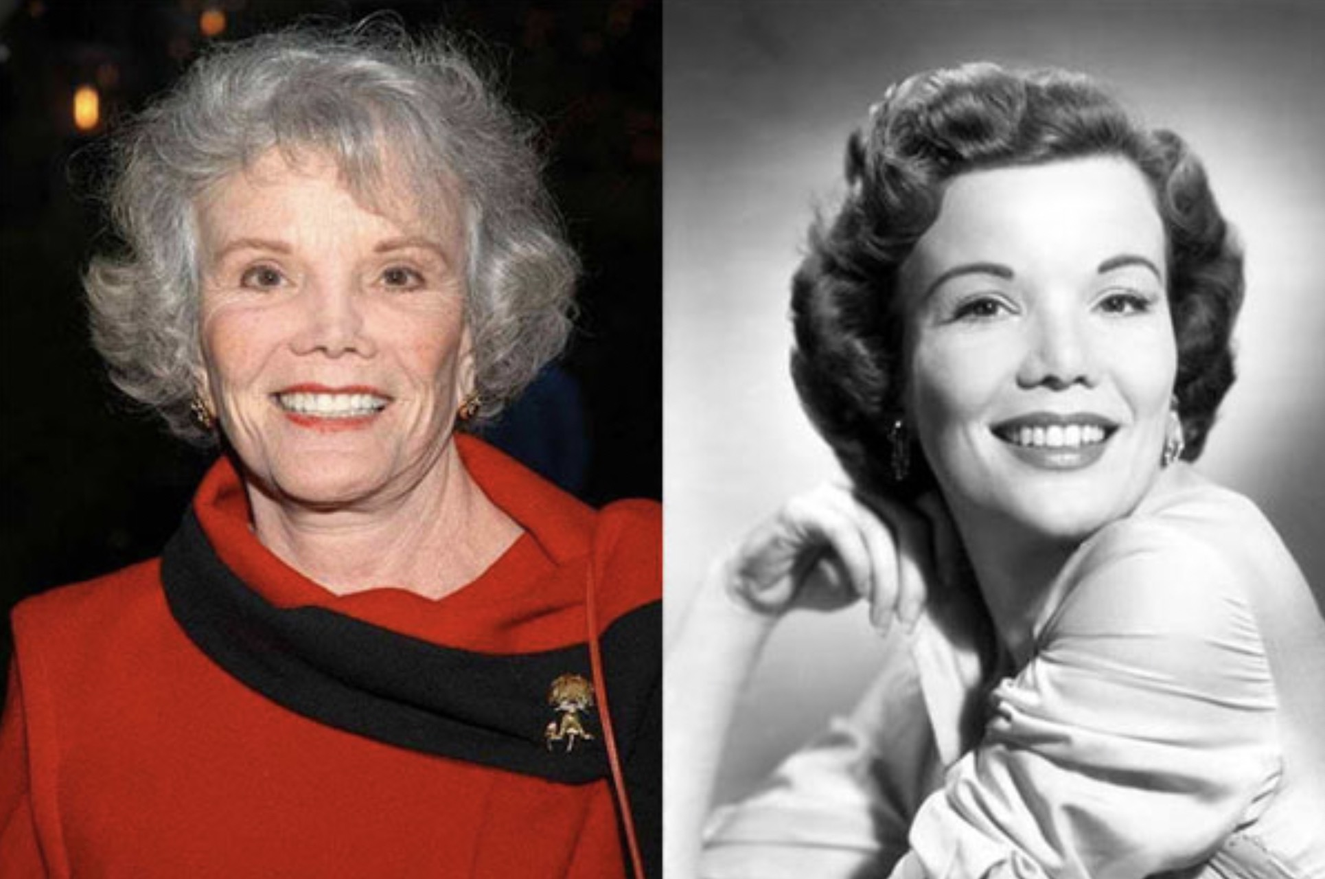 NANETTE FABRAY, 97 YEARS OLD