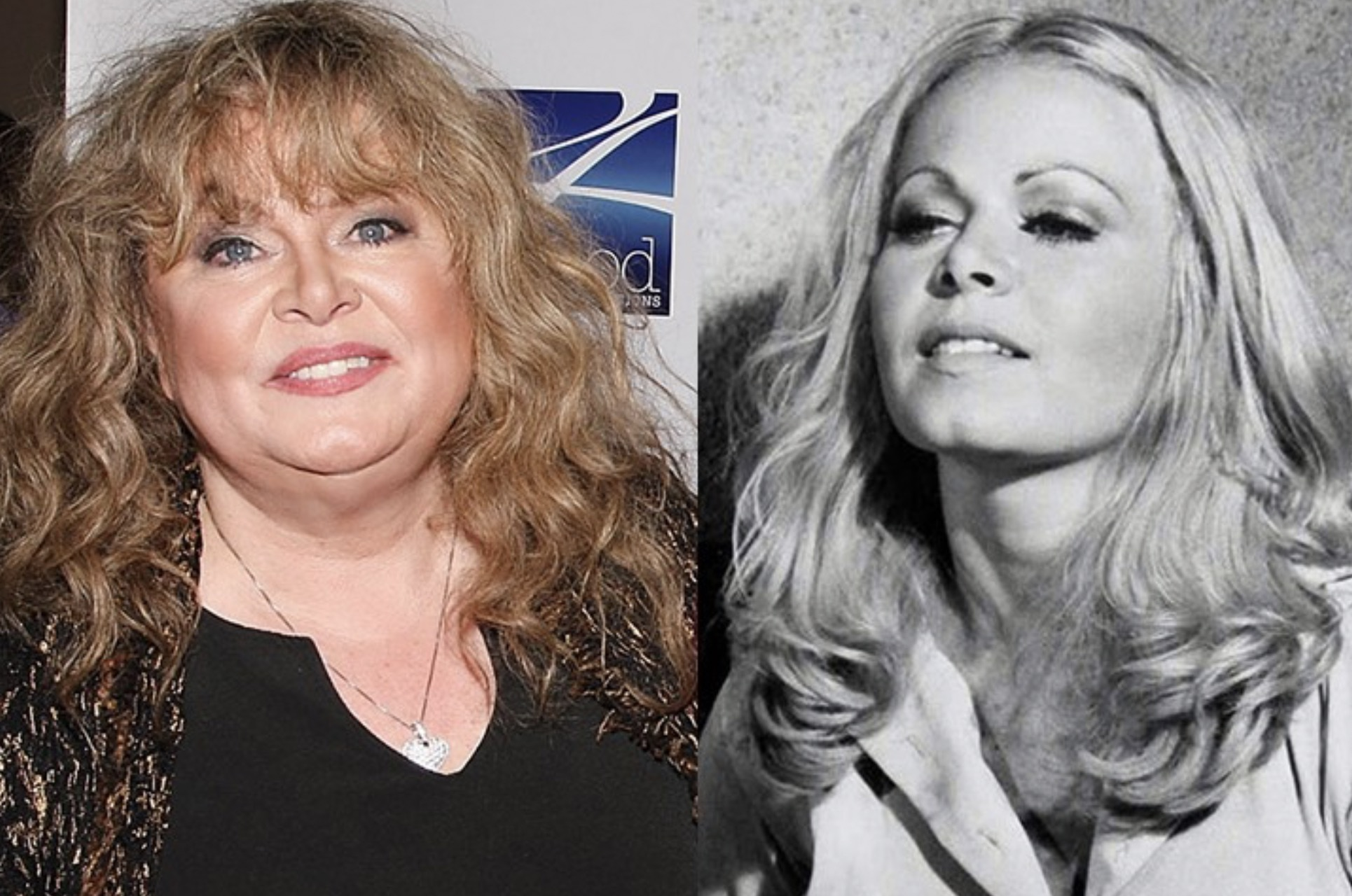 SALLY STRUTHERS 71 YEARS OLD