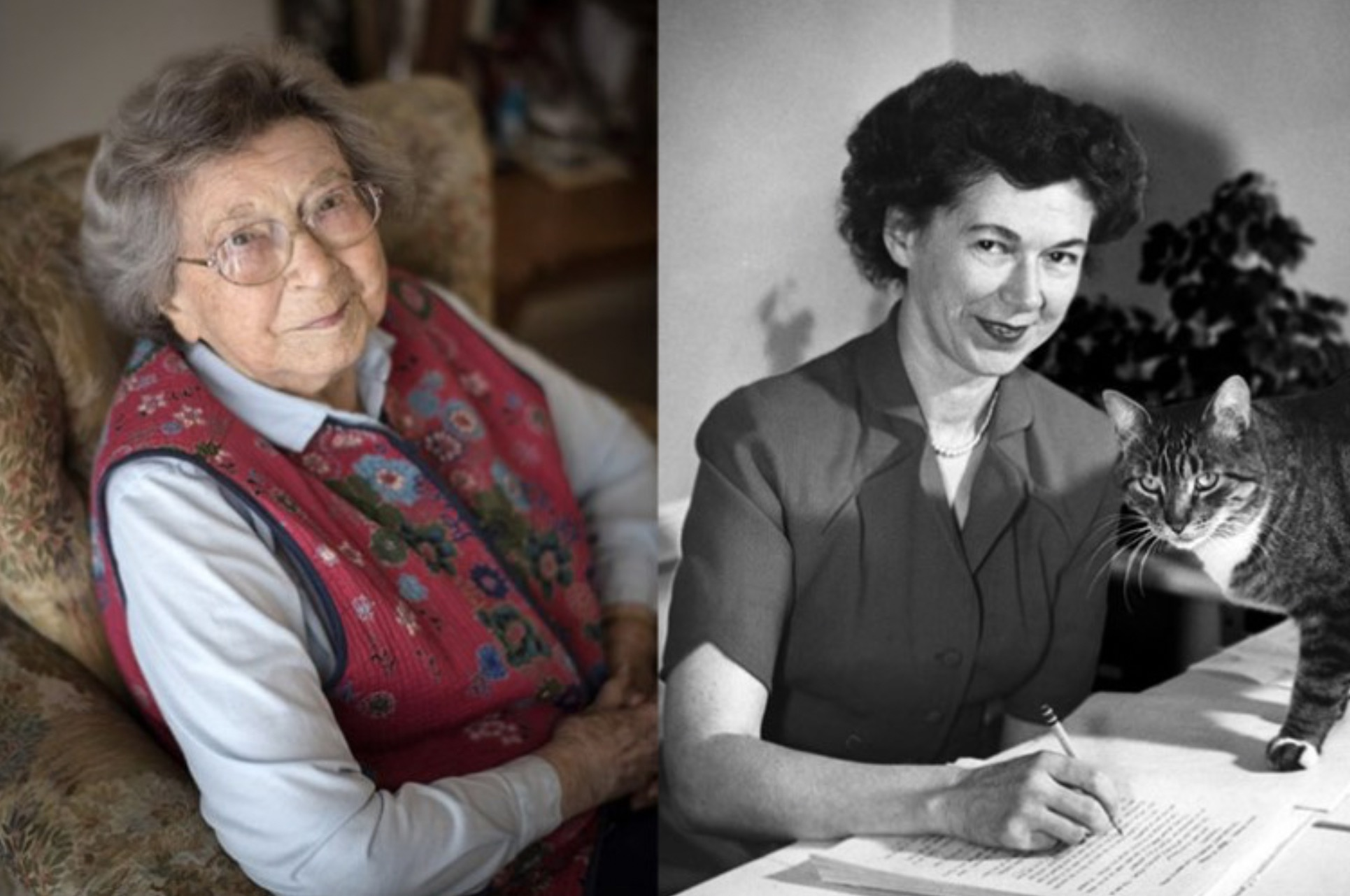 BEVERLY CLEARY 101 YEARS OLD