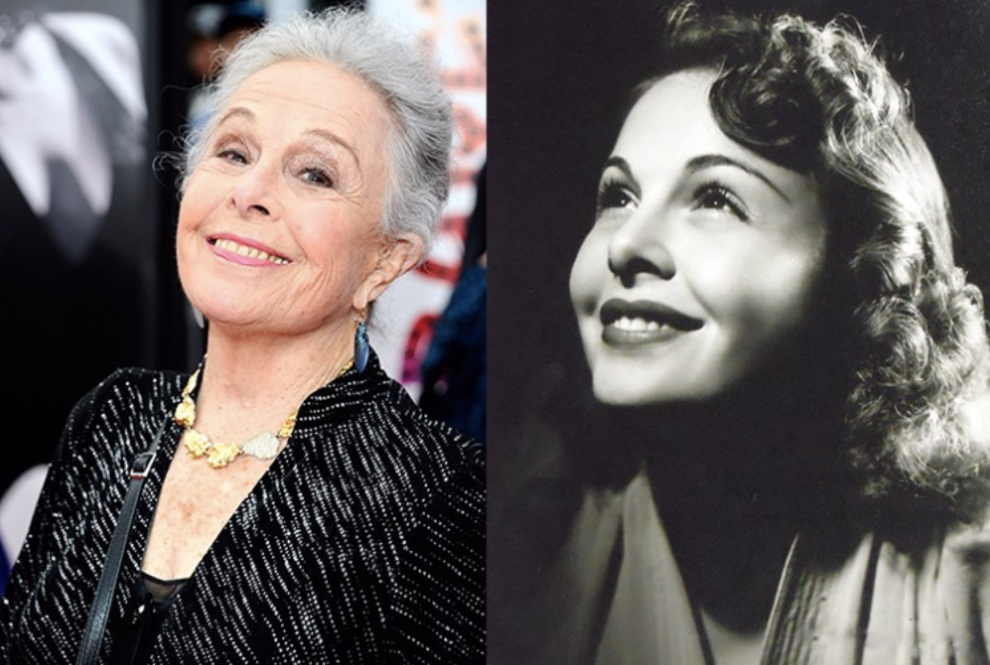 MARGE CHAMPION 98 YEARS OLD