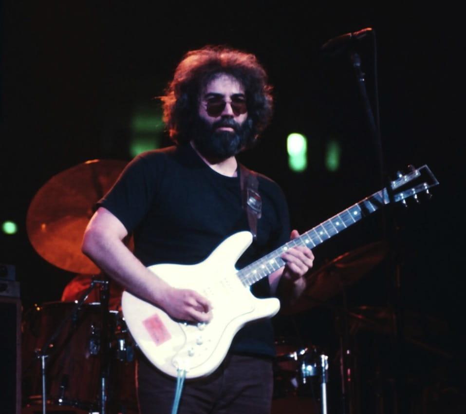 41 Jerry Garcia
