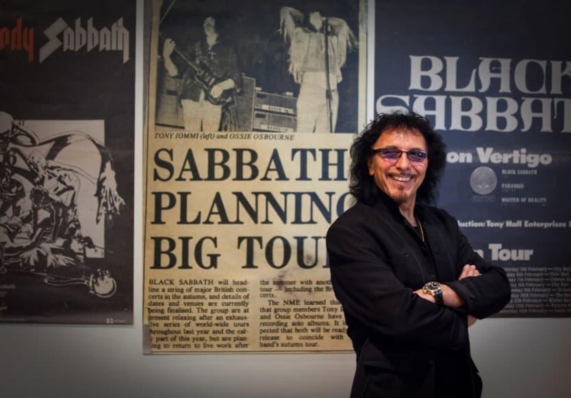 38 Tony Iommi