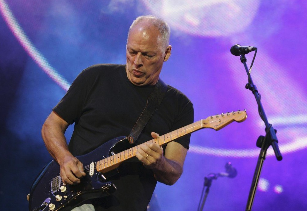 25 David Gilmour