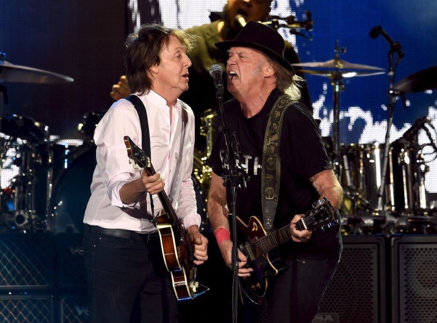21 Neil Young