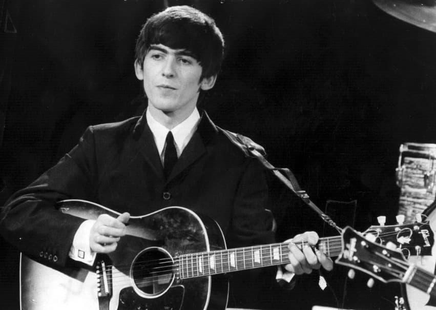 16 George Harrison