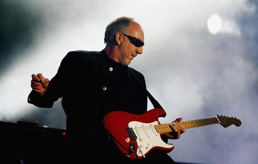 12 Pete Townshend