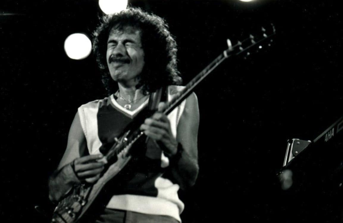 9 Carlos Santana