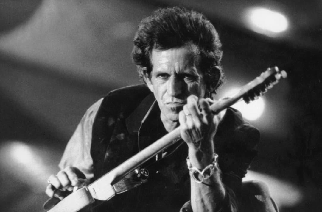 5 Keith Richards