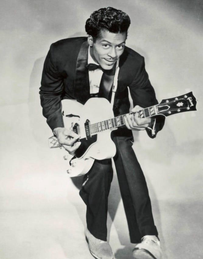 4 Chuck Berry