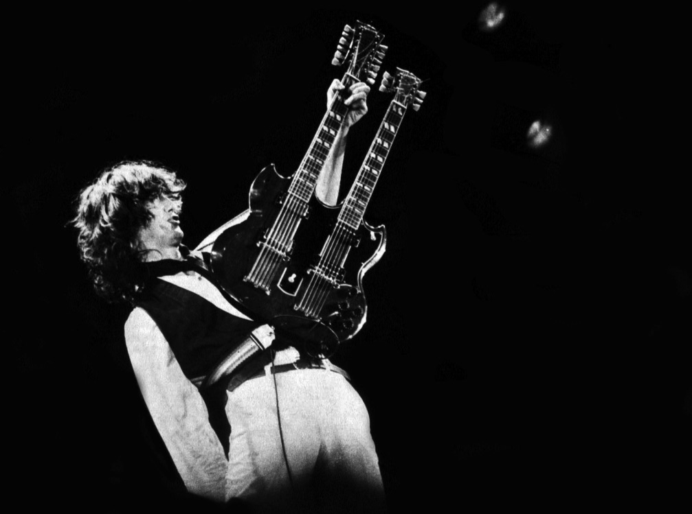 3 Jimmy Page
