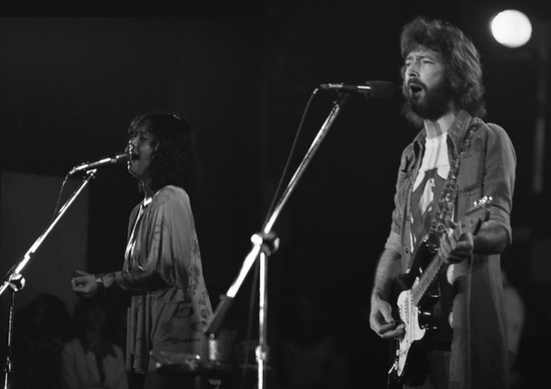 2 Eric Clapton