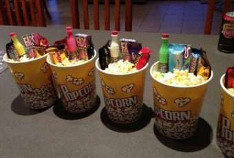 The Ultimate Snack To Get In The Cinema