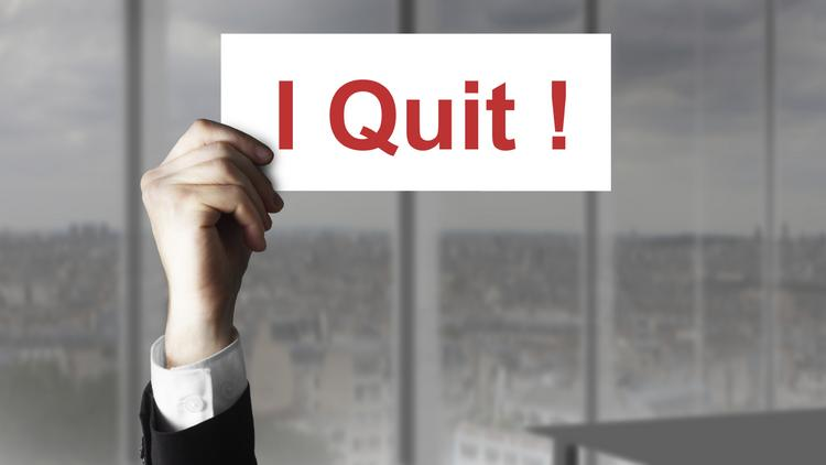 Top 5 Reasons People Are Quitting Their Job