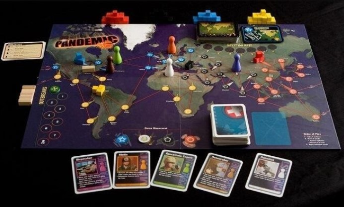 The Ten Greatest Board Games Of All Time