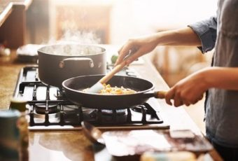 For The First Time Cooks Some Simple Recipes For The Aspiring Chef