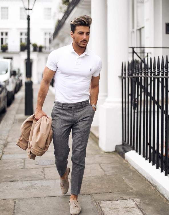 Men What To Wear This Summer