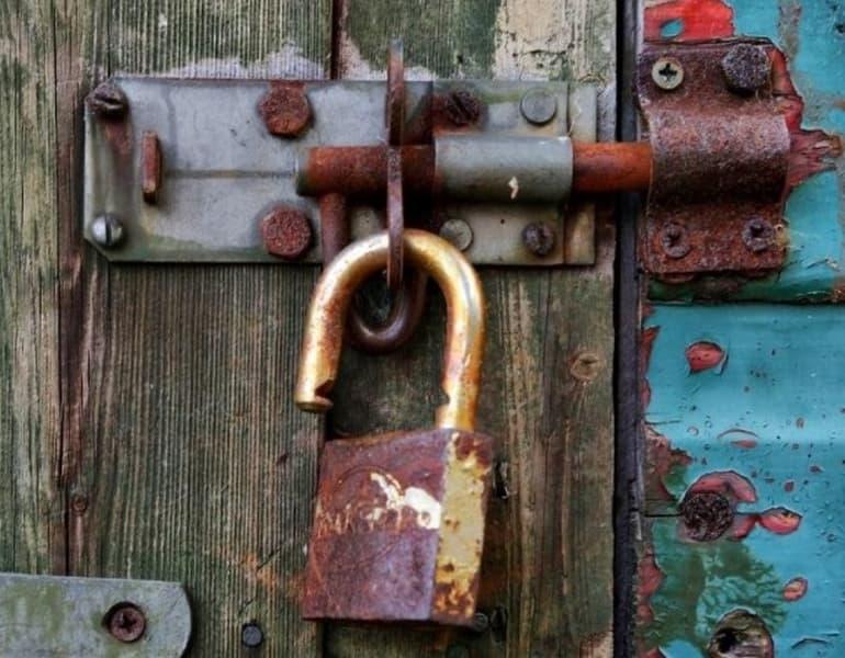 Reparar Cerraduras Oxidadas