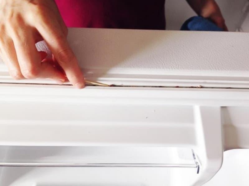 Aide A L Entretien Des Joints Du Refrigerateur