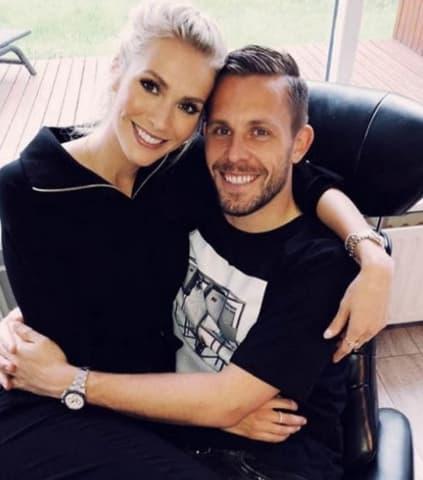 Gylfi Sigursson And Alexandra Ivarsdottir