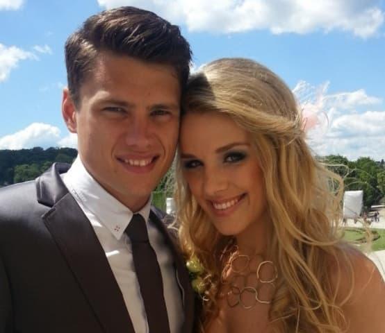 Sebastian Boenisch And Tatjana Batinic