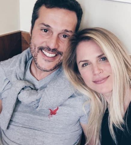 Julio Cesar And Susana Werner