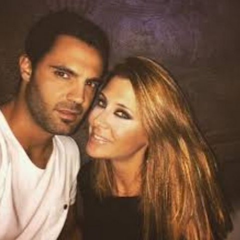 Sergio Sanchez Ortega And Elisabeth Reyes