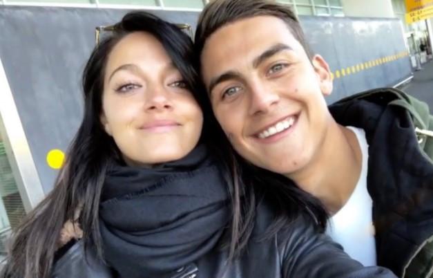 Paulo Dybala Und Oriana Sabatini