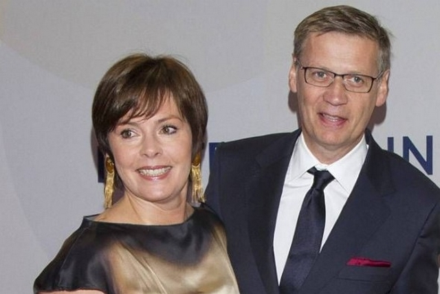Gunther Jauch Und Dorothea Sihler