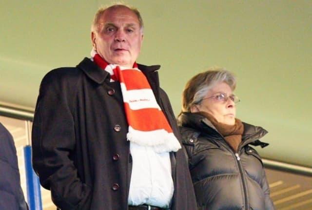 Uli Und Susanne HoeneB