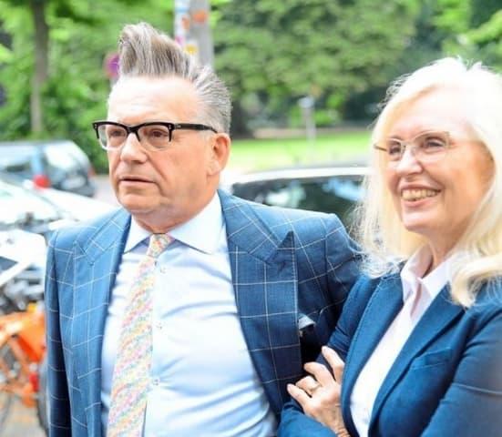 Gotz Und Brigitte Alsmann