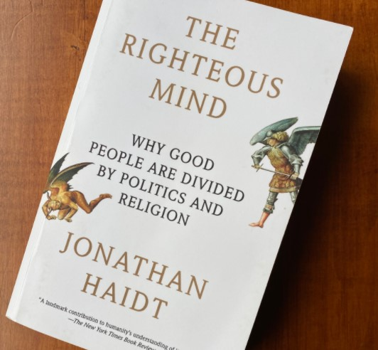 Thoughts Saints Why Good People Divided Politics and Religion